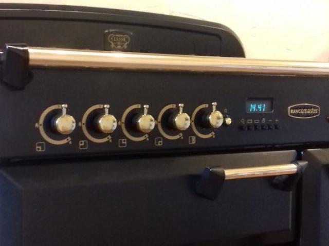 Rangemaster Oven Kitchen Gors-lwyd