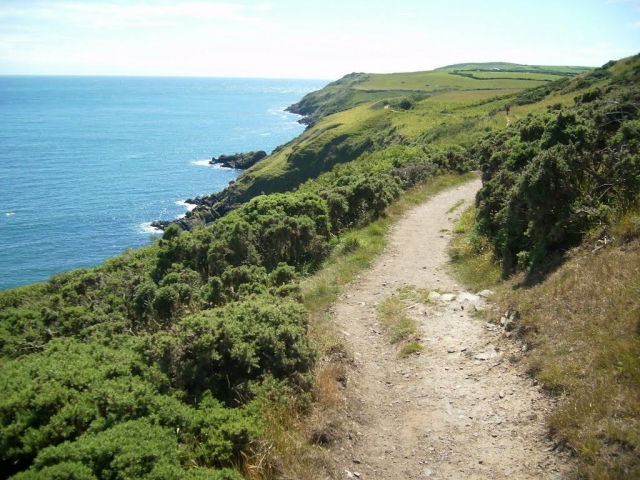 Coastal Path to Pen y Cil