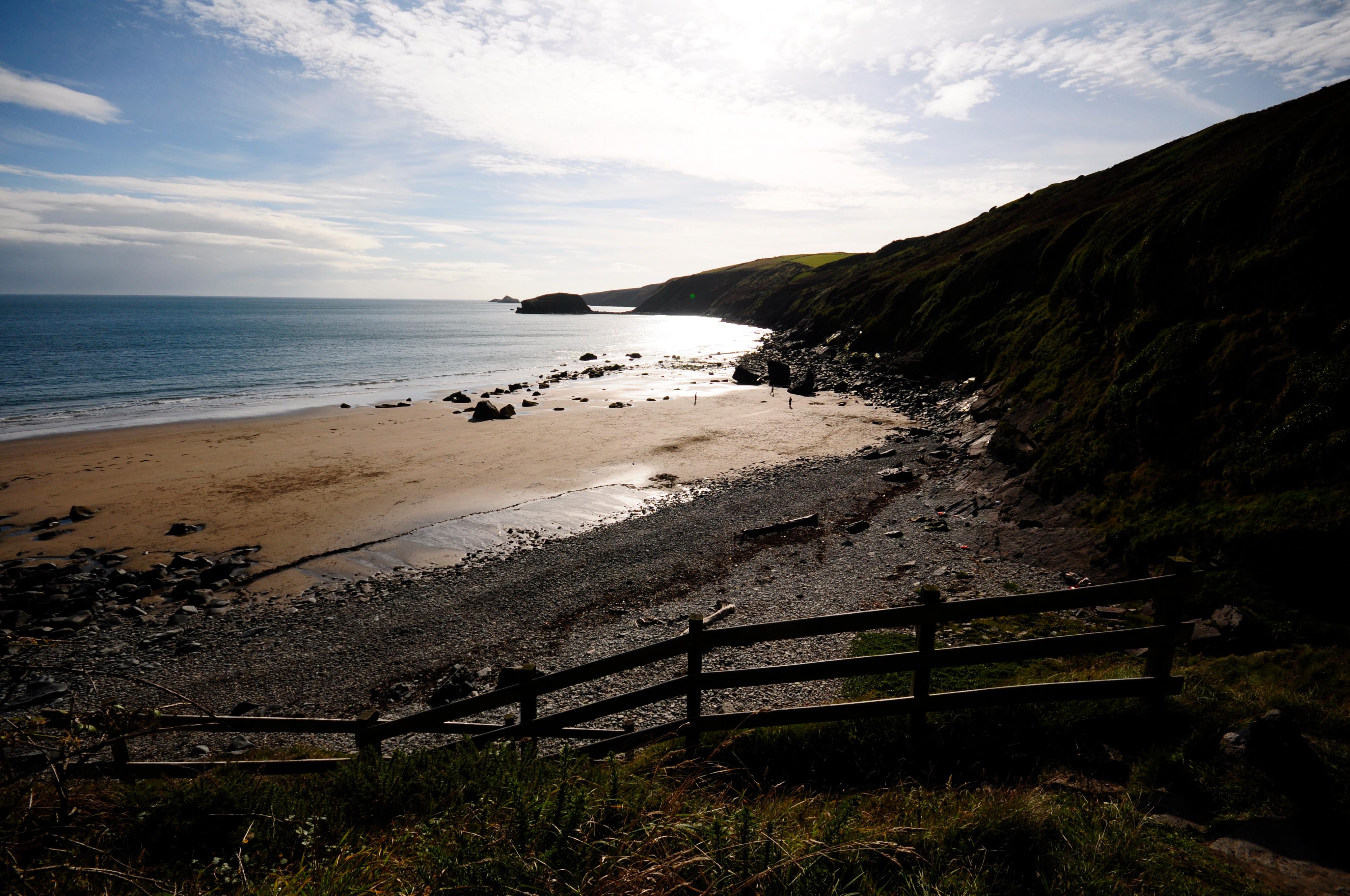 Porth Ysgo, Llyn Peninsula