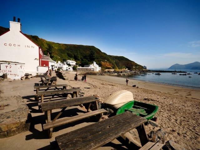 Ty Coch Inn Porth Dinllaen Llyn Peninsula
