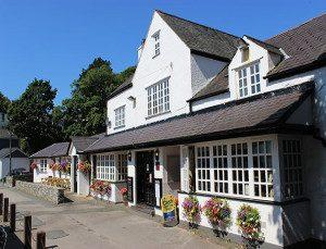 Glyn Y Weddw Llanbedrog Abersoch Llyn Peninsula North Wales pub grub