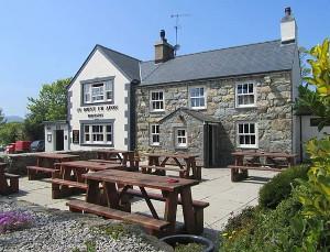 Twnti Seafood Restaurant Rhyd y Clafdy Llyn Peninsula North Wales