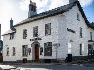 Image of Whitehall Gastro Pub Pwllheli Llyn Peninsula North Wales