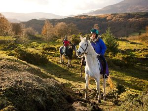 Ty Coch Farm Penmacho Conwy Horseriding activities and sports