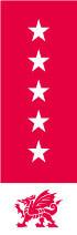 5 star visit wales logo 2018