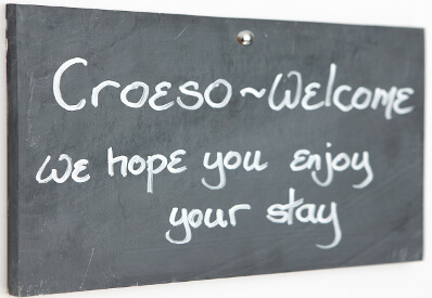 Croeso Welcome to Gorslwyd